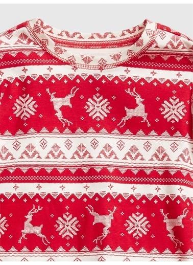 Gap Pijama Takım Kırmızı